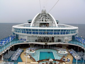 crownprincess deck