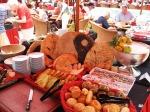 deck asian  buffet