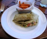deck lunch wrap