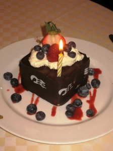 birthdy cake