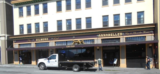 Annabelle's front