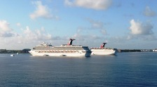 Carnival paradise and freedom in Grand Cayman